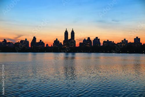Fototapeta Central Park New York obraz