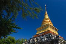 Wat Phra That Chang Kham, Nan,...