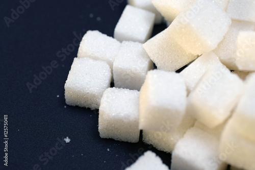 Foto op Aluminium Snoepjes şeker