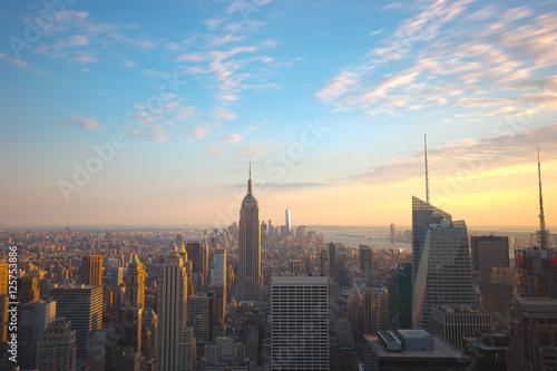 Foto op Aluminium New York city
