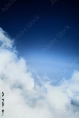 Fotografie, Obraz  above the clouds