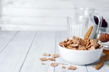 Healthy Breakfast - Cereal Rin...