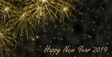 Happy New Year  - Silvester 2019