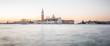 Langzeitbelichtung in Venedig,Basilika san Giorgio Maggiore