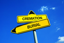 Cremation Vs Burial - Traffic ...