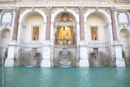 Foto op Aluminium Artistiek mon. Rome Ancient Architecture