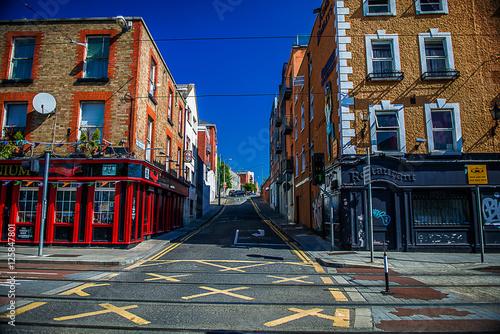 Fototapeta premium Dublin