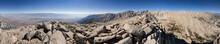 360 Degree Mountain Panorama