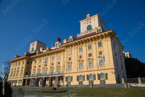 Spoed Foto op Canvas Theater Schloss Esterhazy, Eisenstadt, Burgenland