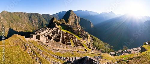 Photo  Machu Picchu (Peru)
