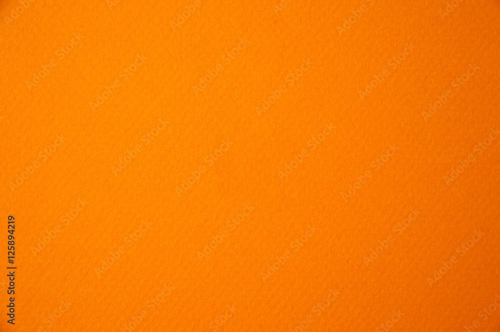 Fototapety, obrazy: orange paper texture background