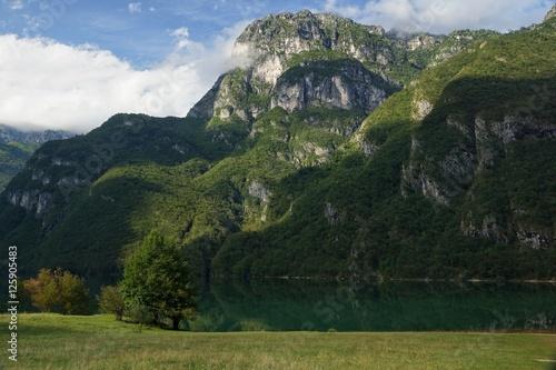 Fotografie, Obraz  Włochy - Dolomity