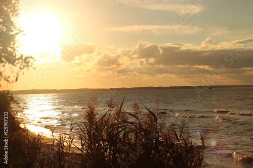 Fototapety, obrazy: Evening Baltic Sea