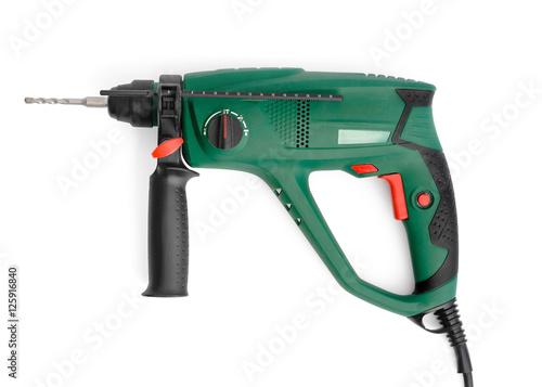 Fotografie, Obraz  Hammer drill