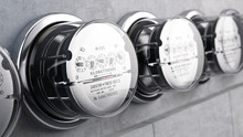 Kilowatt Hour Electric Meters,...