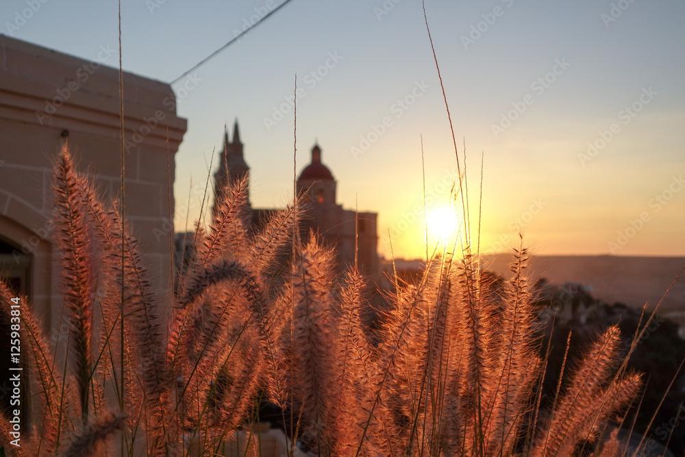 Fotografia, Obraz  Sunset in Malta