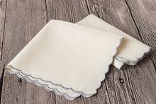 Accessories.   Two Handkerchie...