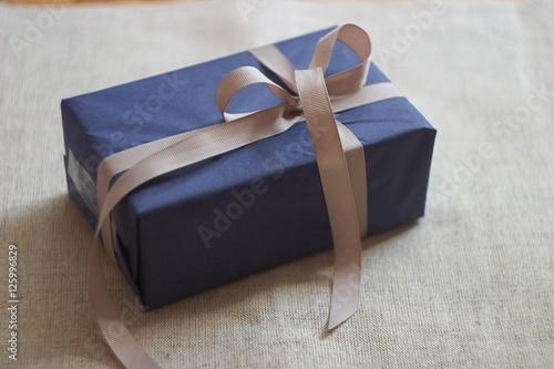 Fotografía  wrapped gift