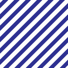 Blue Diagonal Lines Seamless Background Vector