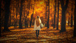 Jesienna kobieta, Polska