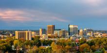 Beautiful Little Town Of Boise...