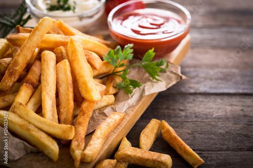 Fotografia, Obraz French fries