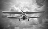 Biplane - 126033226