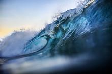 Big Surfing Bright Vibrant Wav...