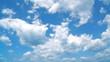 青空 タイムラプス