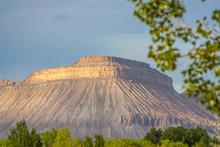 Book Cliff Colorado Mesa