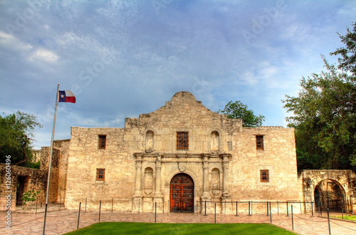 Remember the Alamo Canvas Print