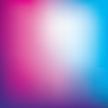 Colorful Gradient Mesh Background In Bright Rainbow Colors. Abstract Smooth Blurred Texture. Easy Editable Soft Colored Eps8 Vector Illustration Without Transparency.