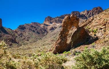 geological feature named Queen's Shoe