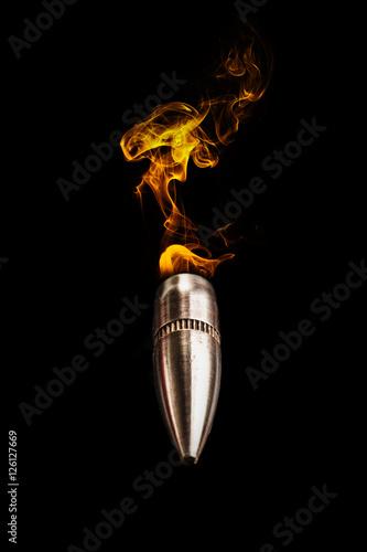 Valokuva Fire And Bullet