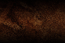 Rusty Mesh Metal Background And Texture.