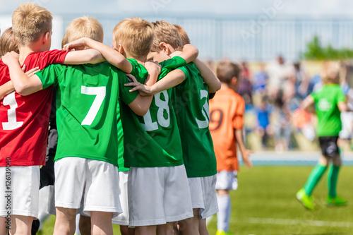 Fotografia, Obraz  Kids Play Sports