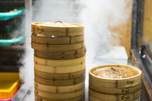 Asian Street Food - Steamed Du...