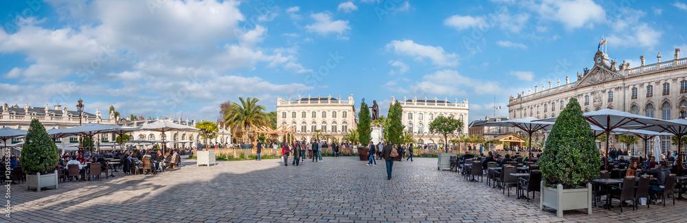 Fototapety, obrazy: Place Stanislas à Nancy