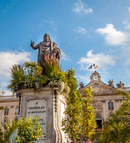 Fotografia, Obraz  Place Stanislas à Nancy