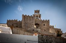 Monastery St John In Patmos, Greece