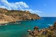 Summer Cartagena coast (Costa Blanca, Spain).