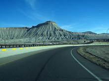 Book Cliffs, Sedimentary Buttes