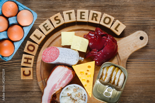High-Cholesterol Foods