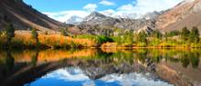 Fall Colors Near Sabrina Lake ...