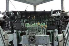 Vintage Propeller Airplane Coc...