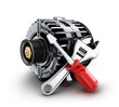 Car generator repair