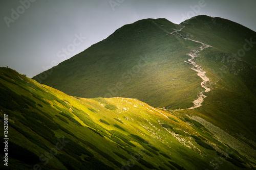 Photo  A beautiful Tatry mountain landscape