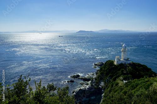 Cadres-photo bureau Rio de Janeiro 灯台(愛媛県伊方町 佐田岬灯台)