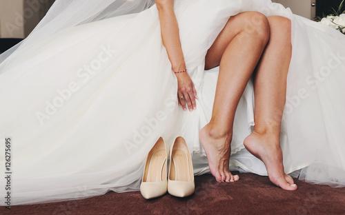 Фото нога невесты — img 2