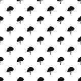Tree pattern. Simple illustration of tree vector pattern for web - 126331859